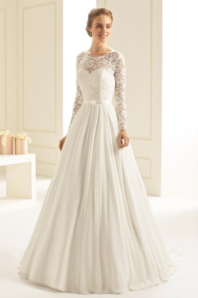 Bianco Evento Hochzeitskleid VANESSA
