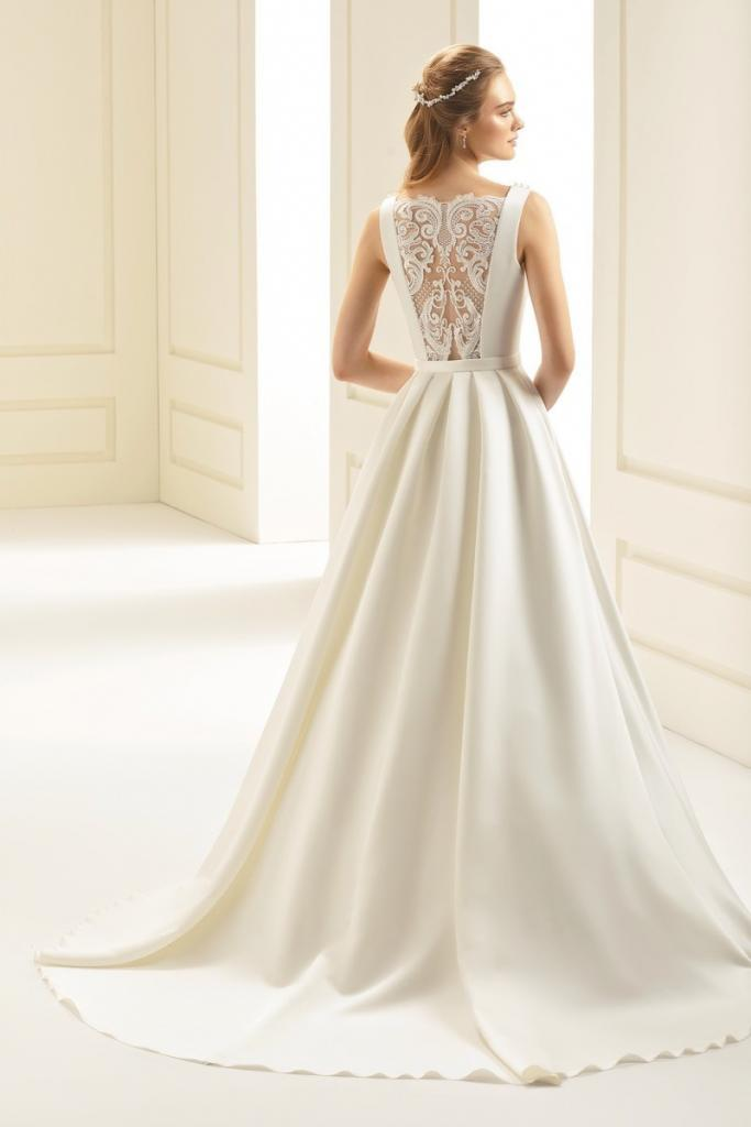 Bianco Evento Hochzeitskleid CHIARA