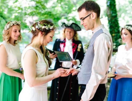 Style Shooting: Die Hochzeit der schönen Lau