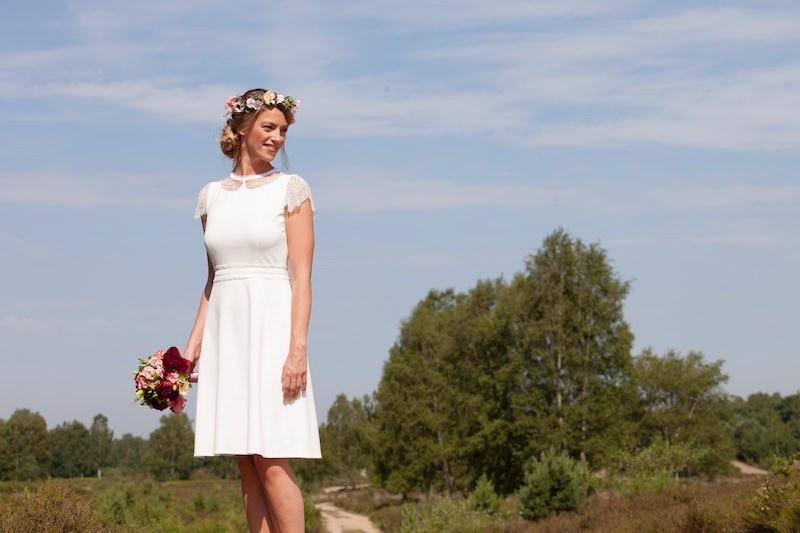 Brautkleid von Claudia Heller