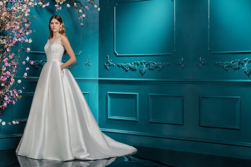 Brautkleid von Ellis Bridals