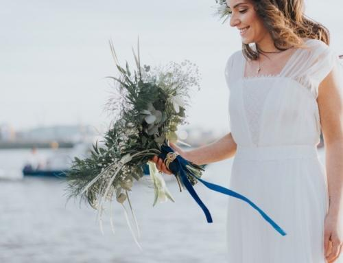 Style Shooting: Maritime Traumhochzeit