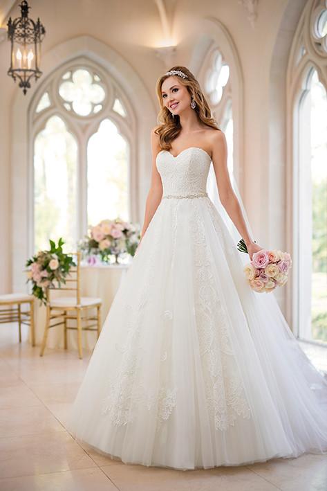Brautkleid von Stella York