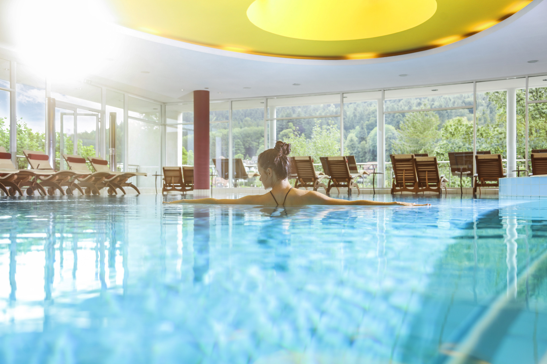 Spa im Hotel SCHWARZWALD PANORAMA