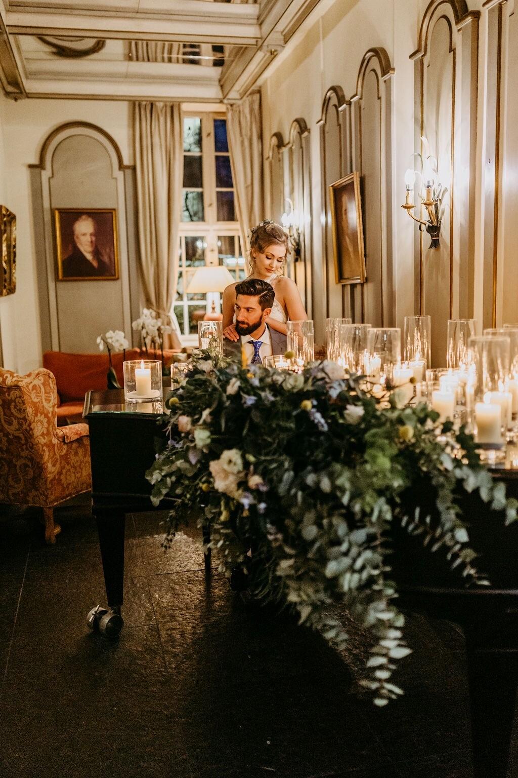Hochzeit im Althoff Hotel Fürstenhof Celle
