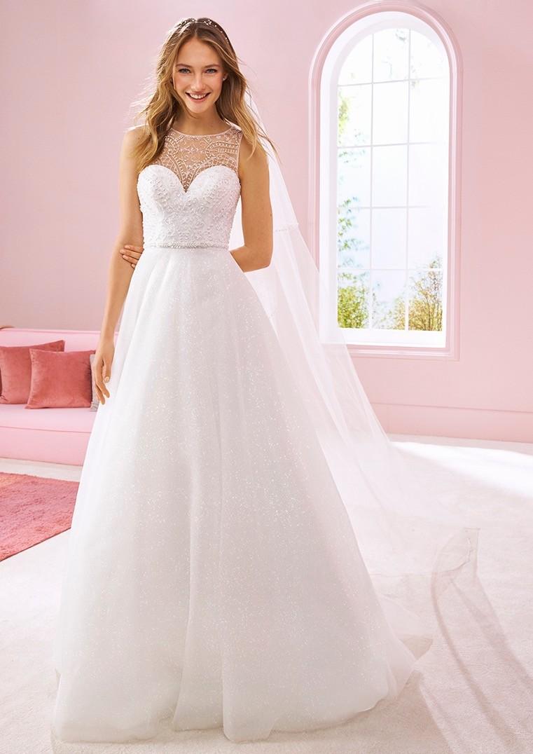 Brautkleid von White One