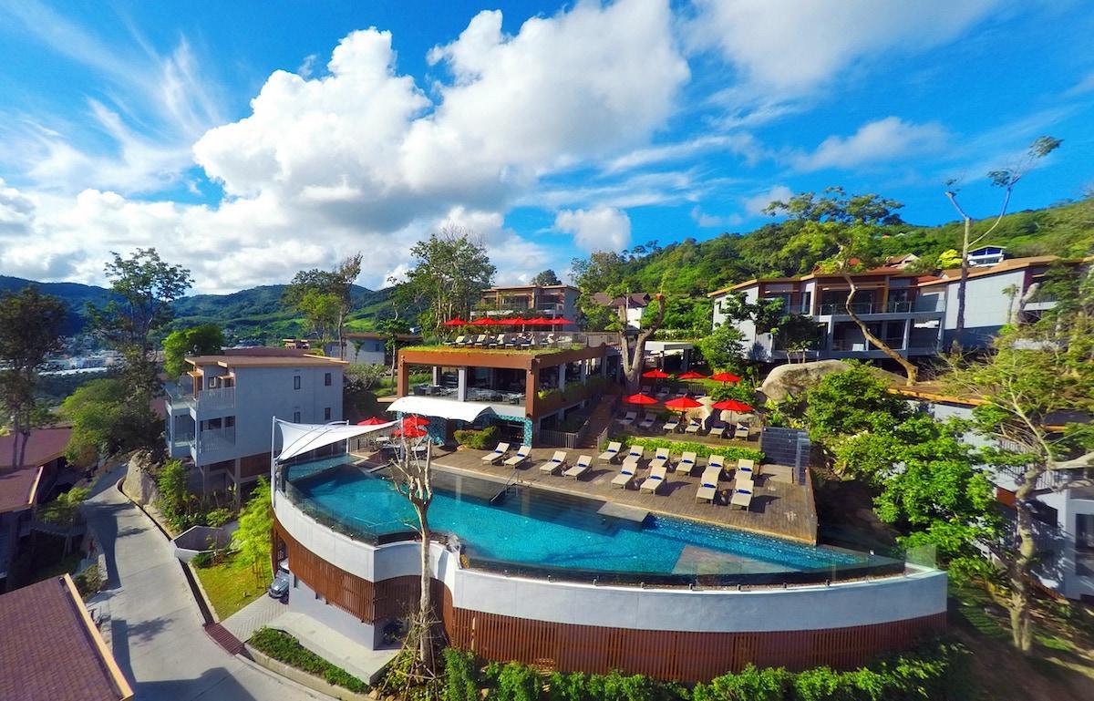 Amari Phuket Außenansicht-Thailand