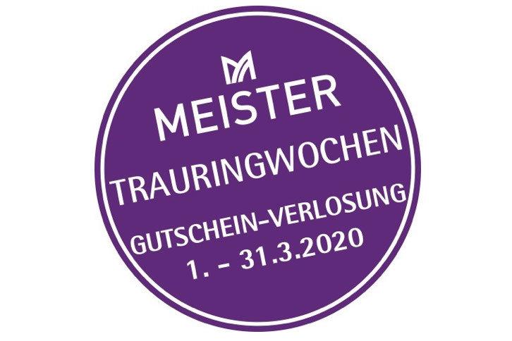 Meister Trauringwochen März 2020