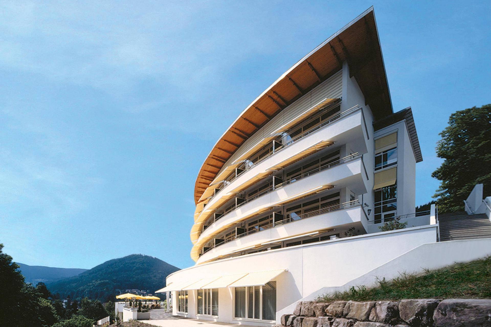Hochzeitslocation Hotel Schwarzwald Panorama