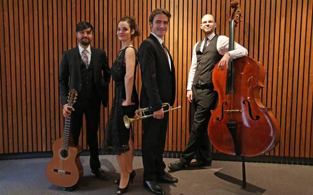 Jazzband Trio Mayence