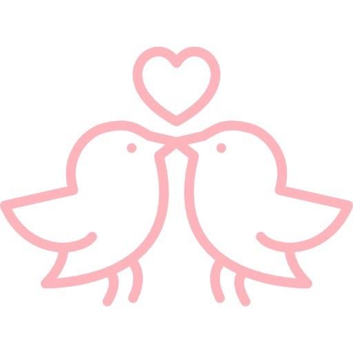 WeddyBird Logo