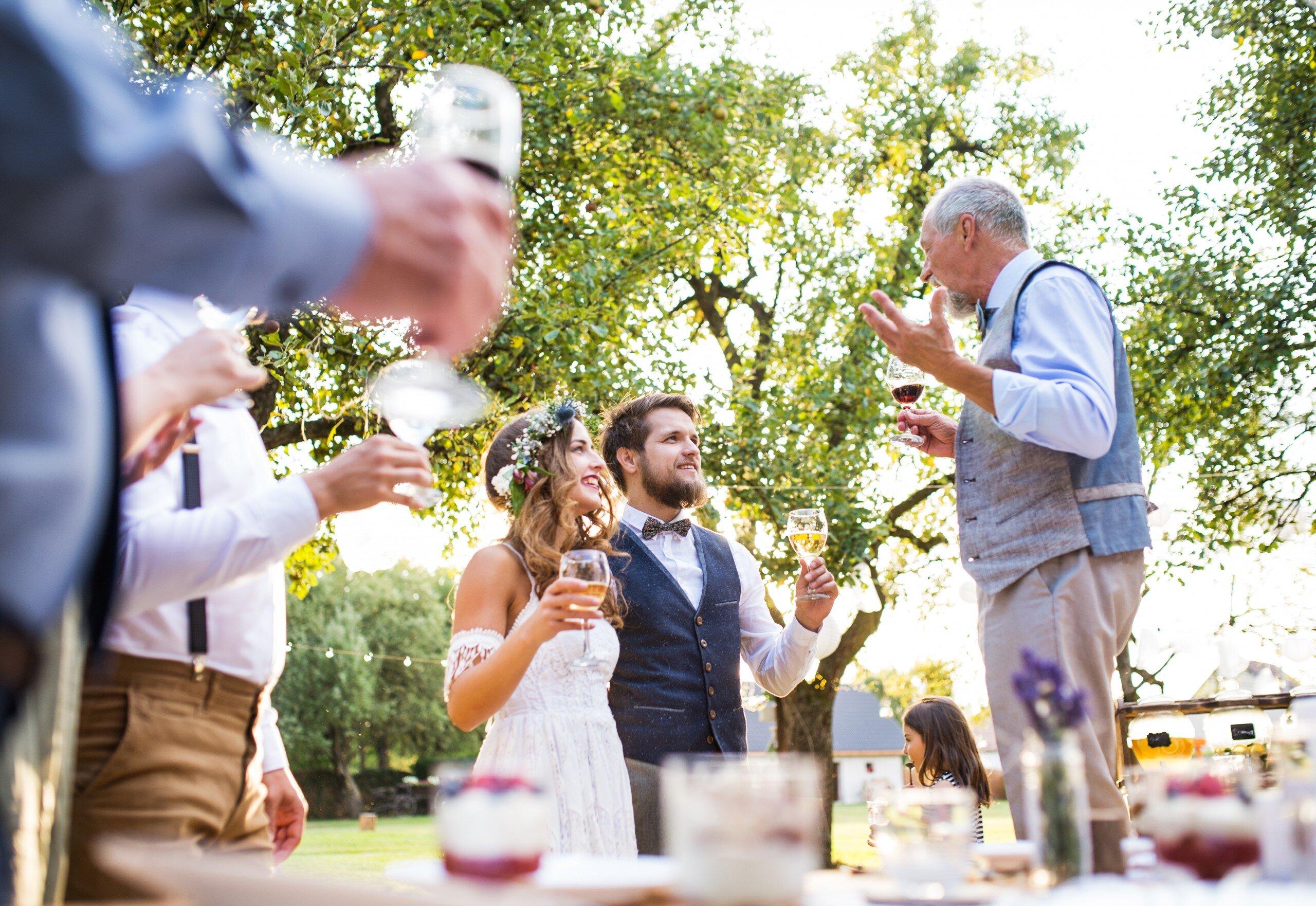 Hochzeitsrede brautpaar beispiele