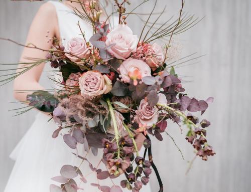 Wedding Style Shoot: Rosafarbene Blütenträume