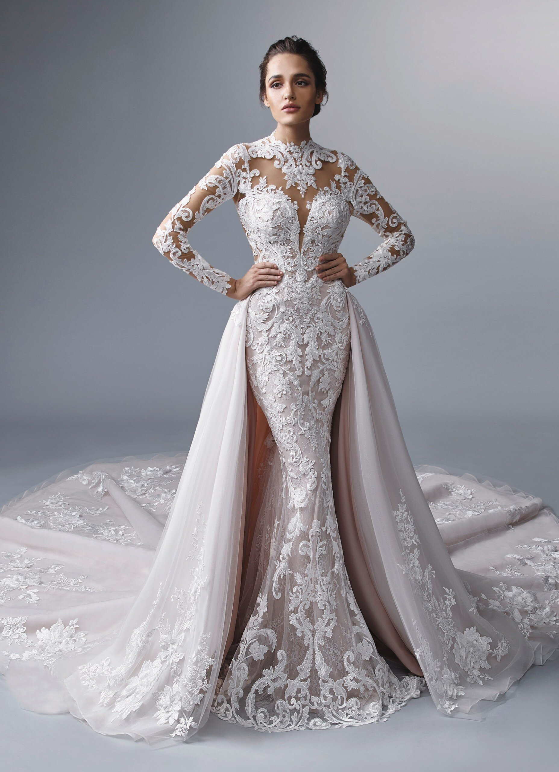Elysée Atelier Brautmode Kollektion 2021 Modell Kohinoor
