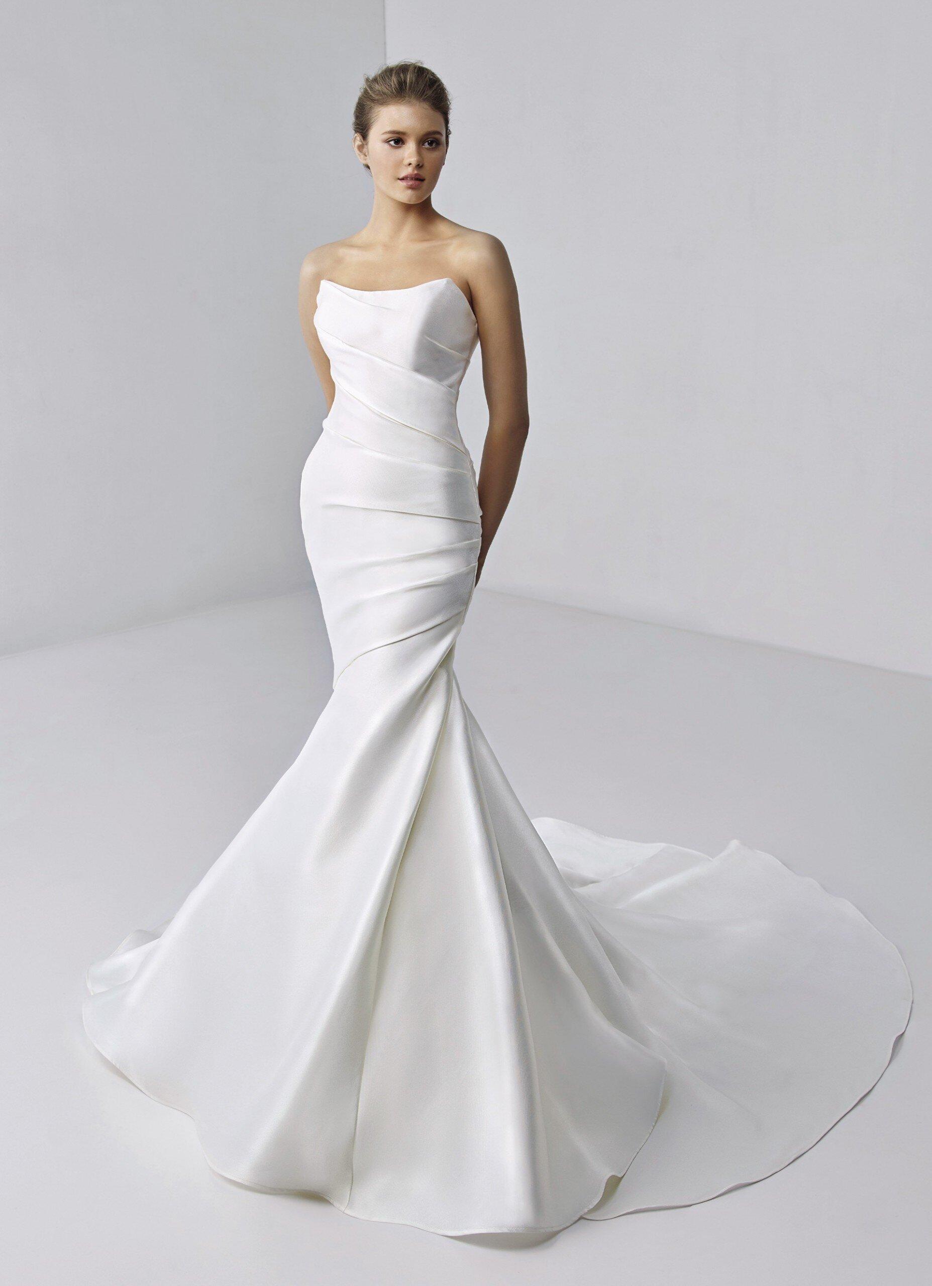 Etoile Brautmode Kollektion 2021 Modell Andromeda