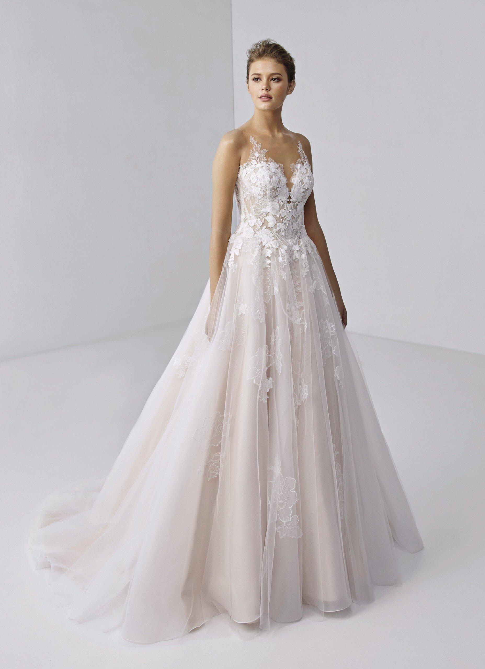Etoile Brautmode Kollektion 2021 Modell Fleur