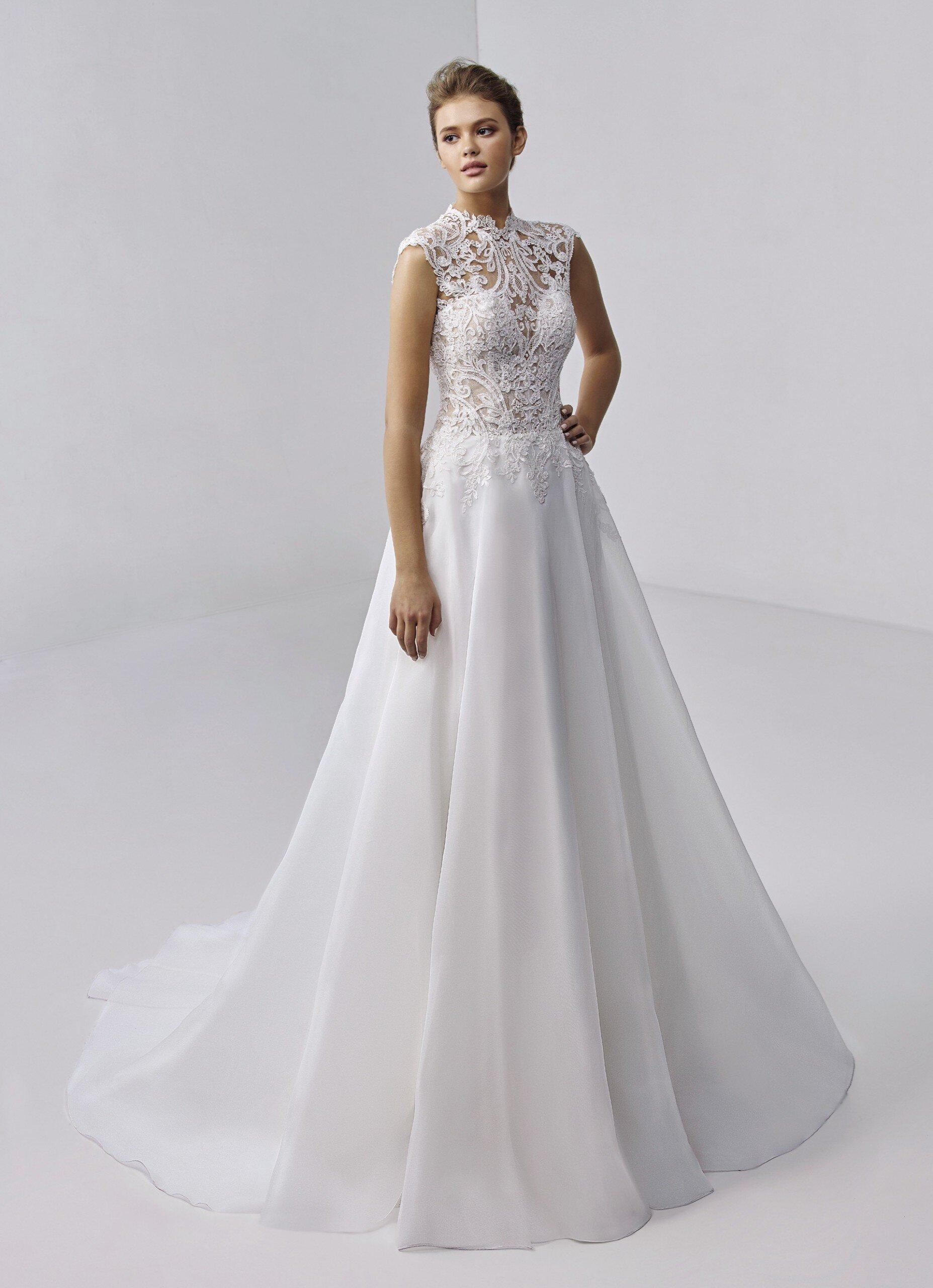 Etoile Brautmode Kollektion 2021 Modell Marjorie