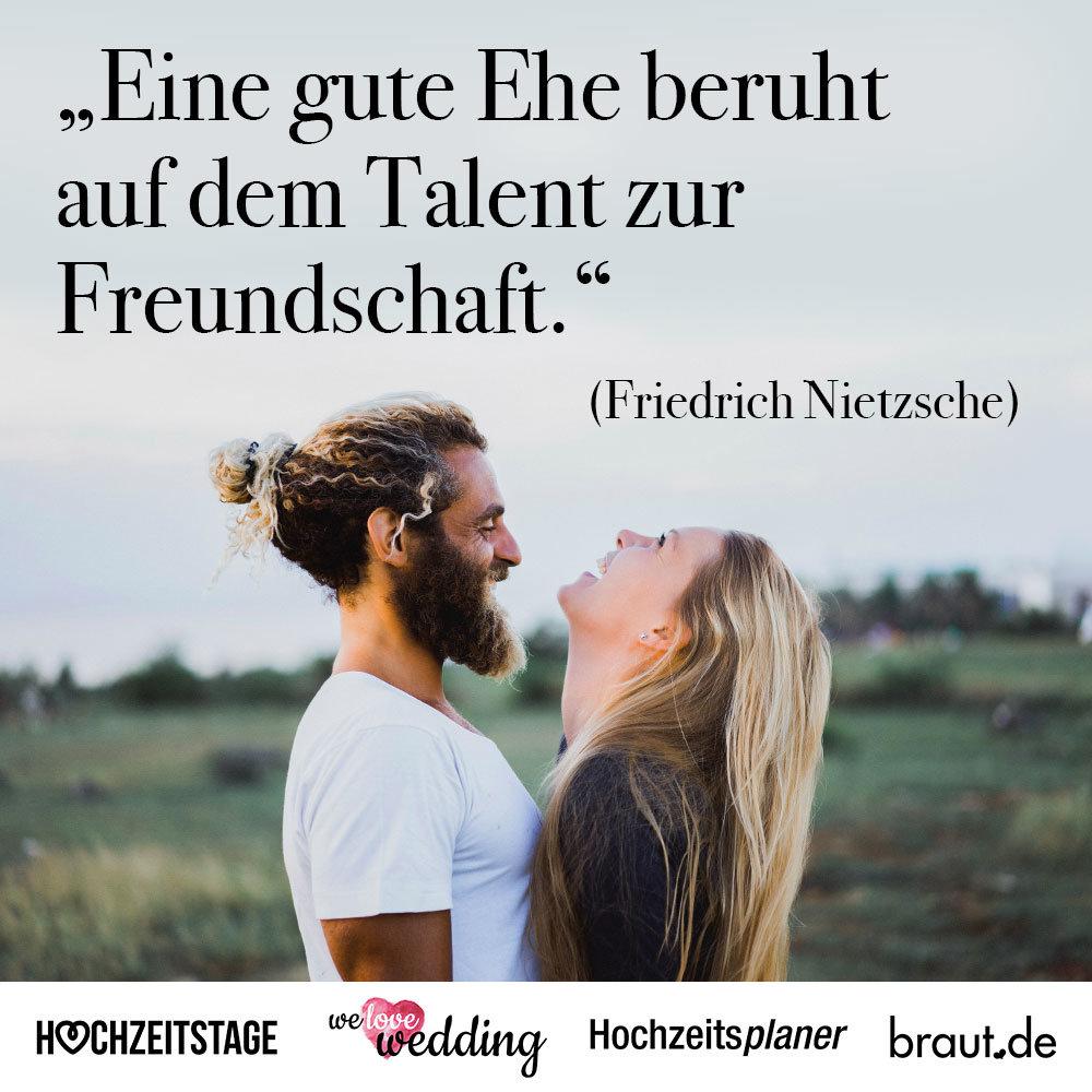 Spruch Silberhochzeit - Friedrich Nietzsche