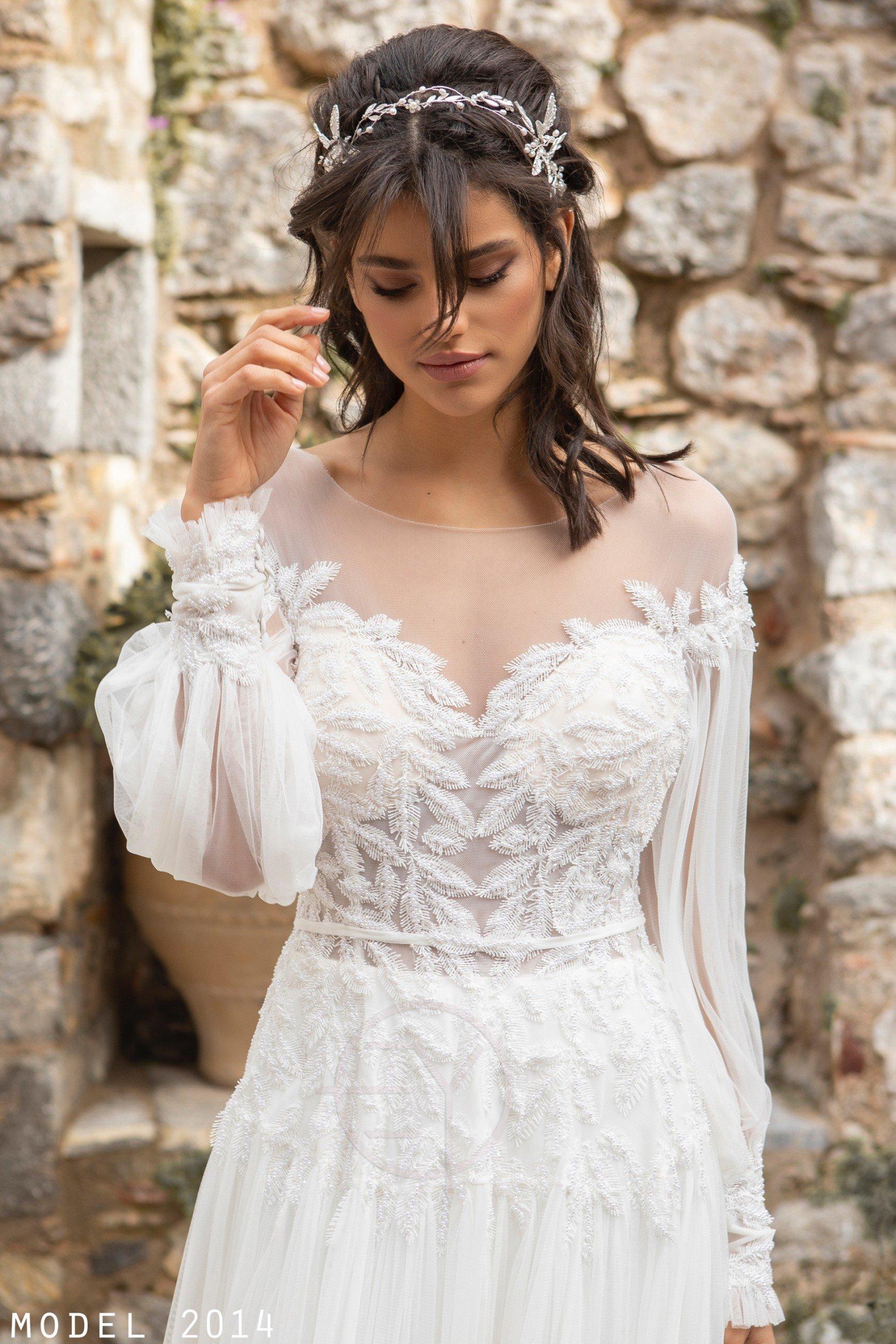 Emine Yildirim Brautkleid Modell 2014