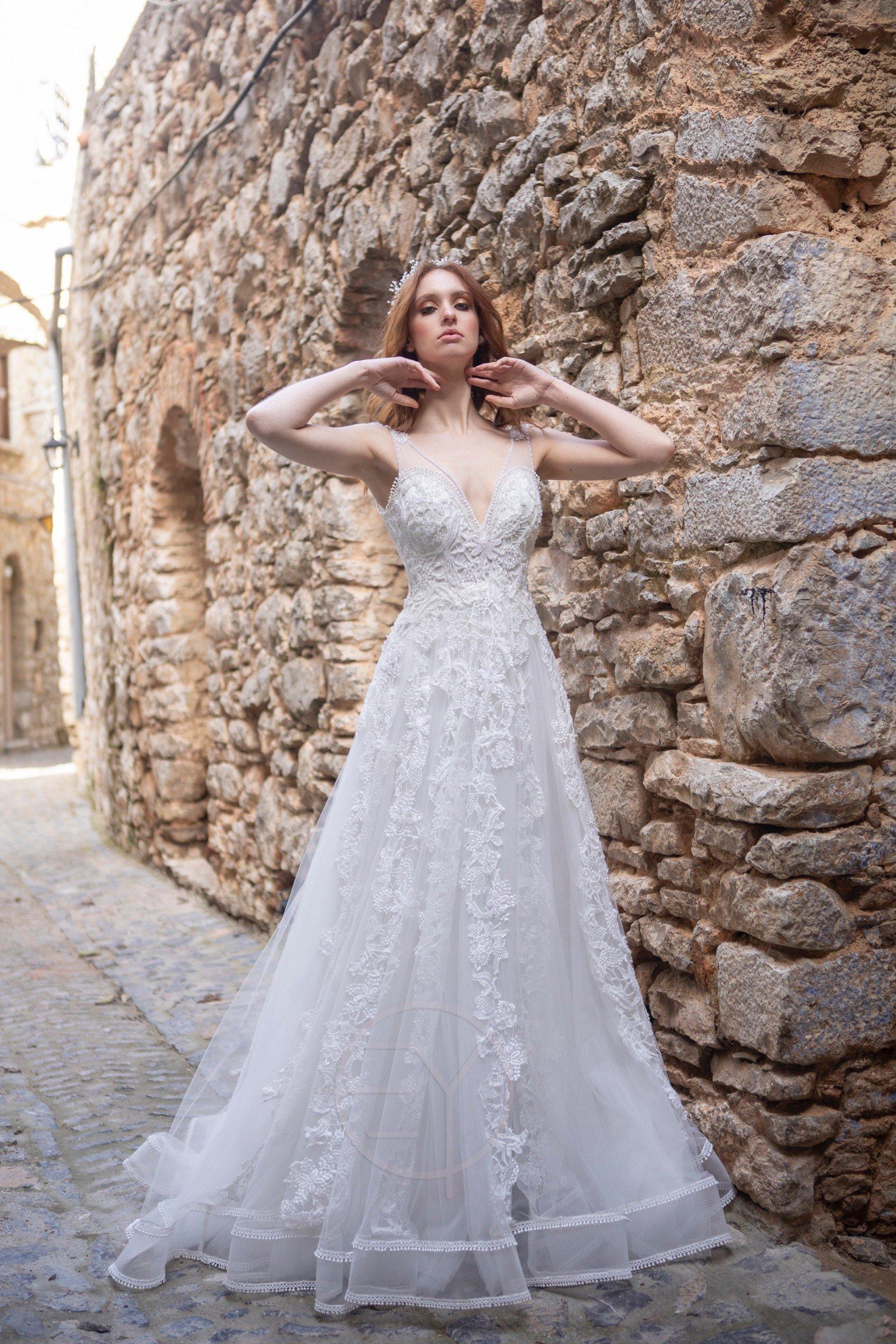 Emine Yildirim Brautkleid Modell 2019