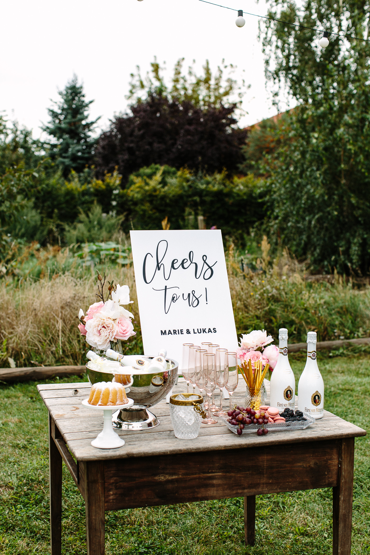 Heiraten trotz Corona: Tipps für die Gartenhochzeit
