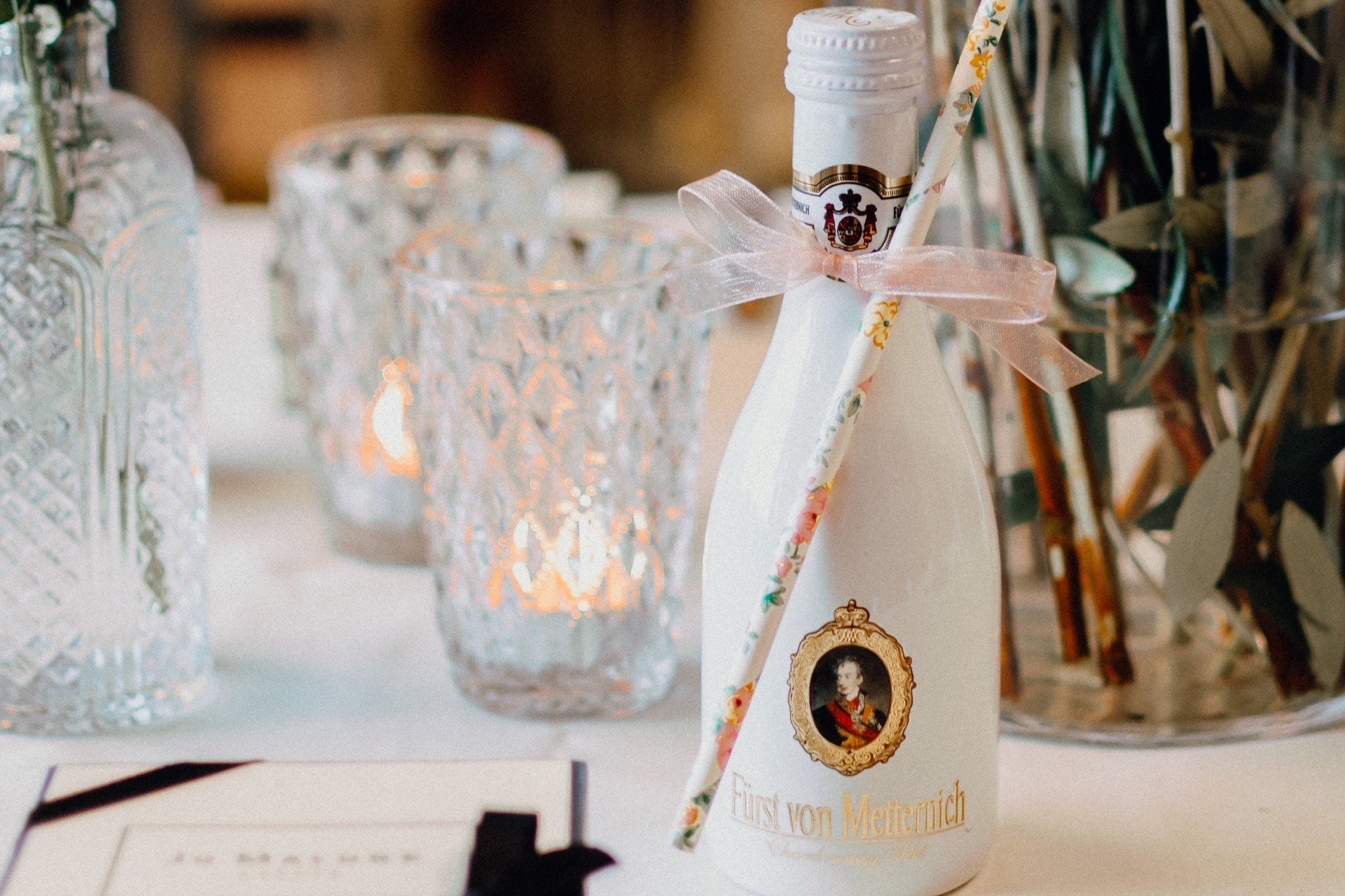 Fürst von Metternich Chardonnay Kleinflasche