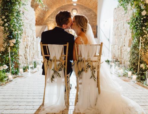 Ein mediterraner Hochzeitstraum