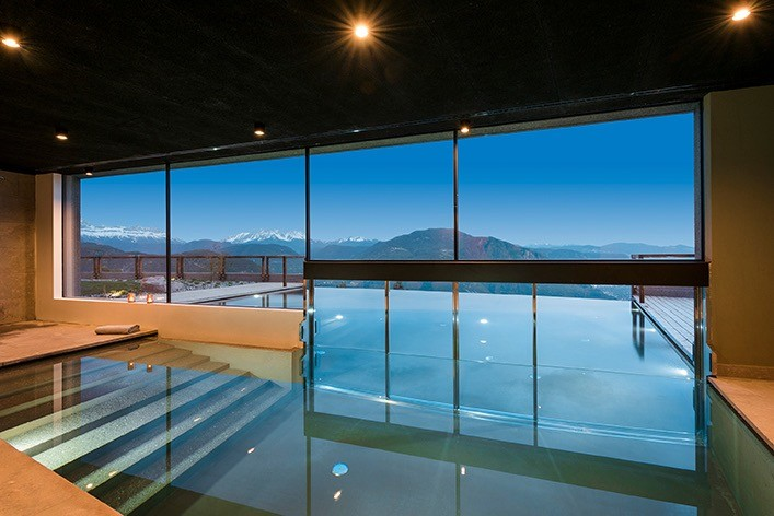 Hotel Belvedere in Südtirol