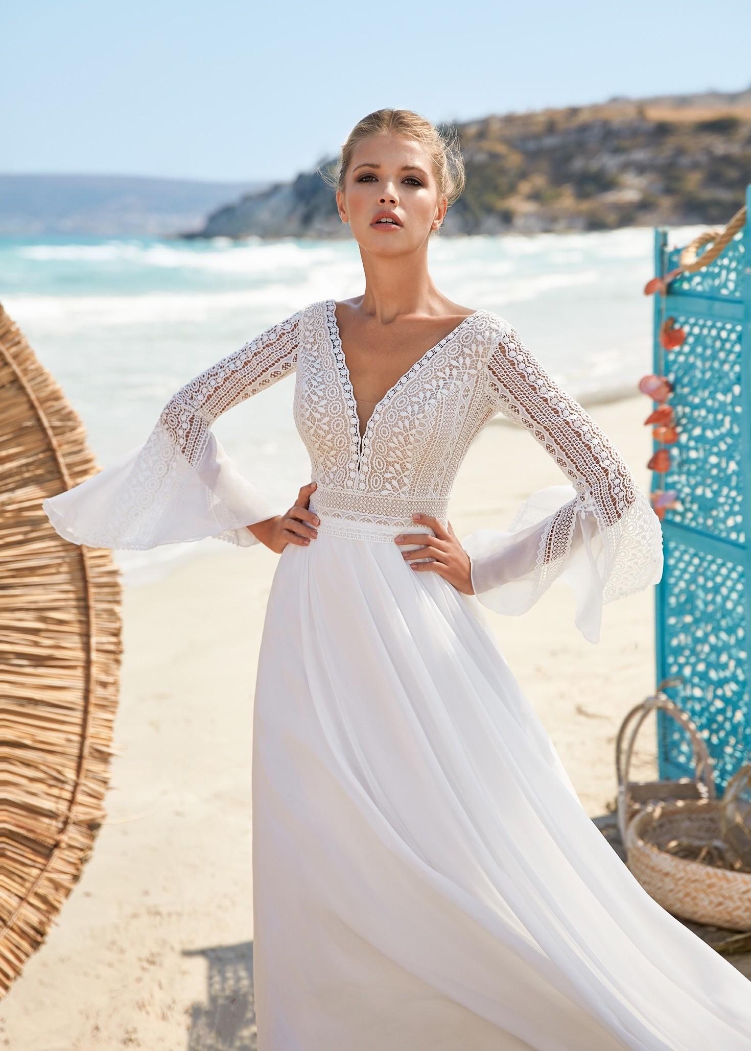 Brautkleid von Herve Paris