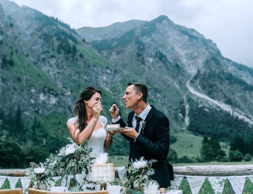 Hochzeit zu zweit im Allgäu