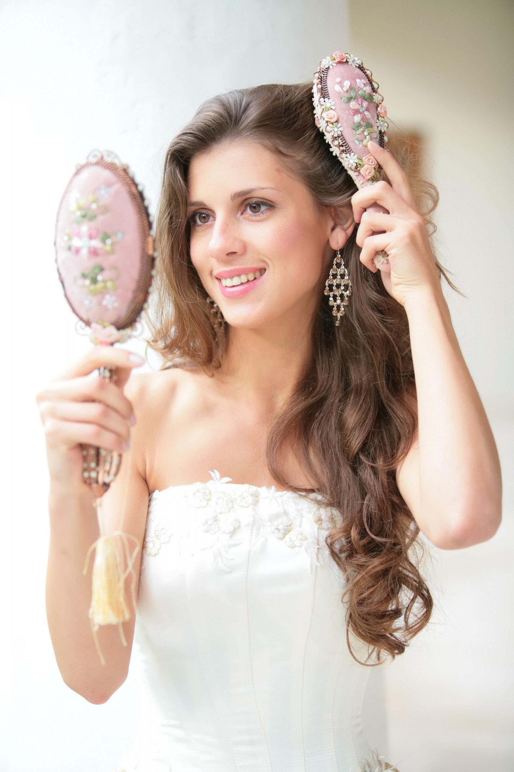 Braut-Make-Up für den Sommertyp