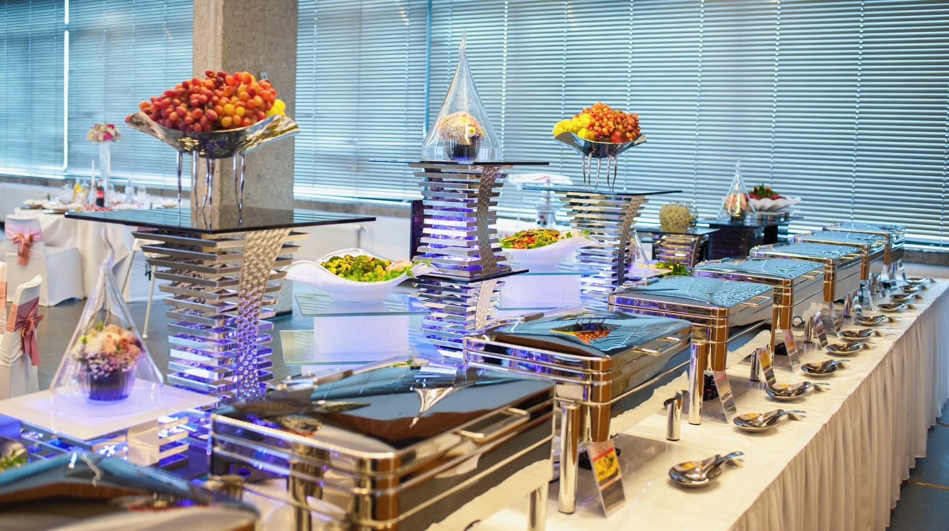 Hochzeits-Catering von Catering Bellmann
