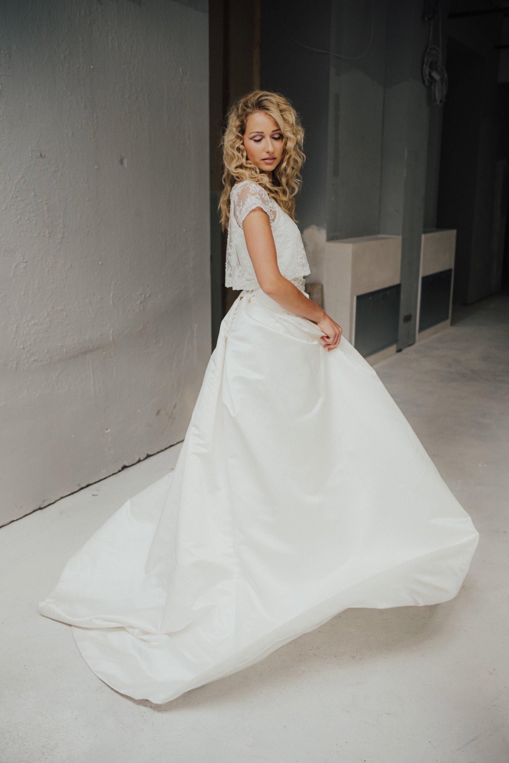 Brautmode von Dora von Bredenhaidt