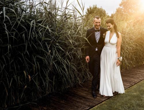 Real Wedding: Traumhochzeit am See