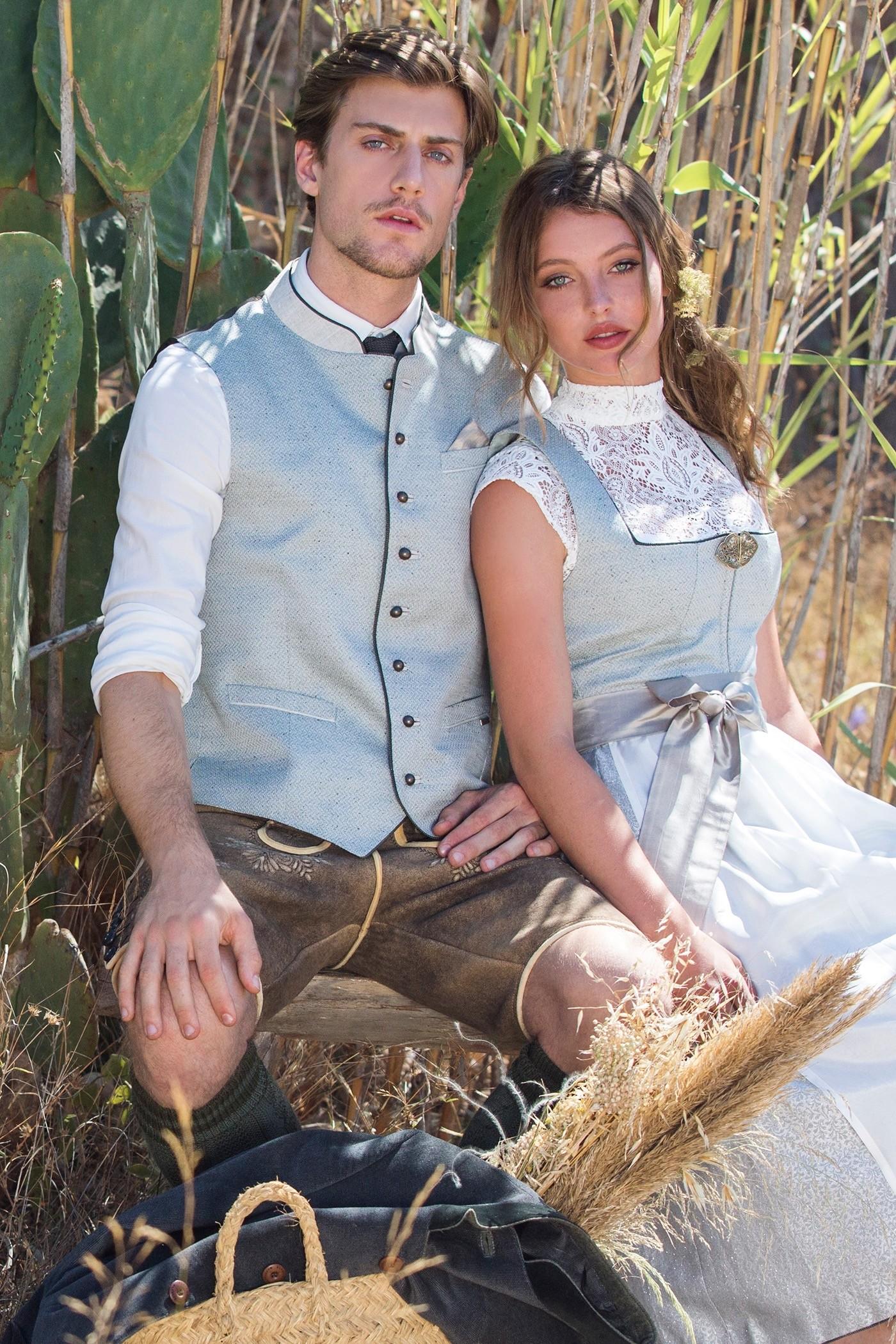 Hochzeitsdirndl von Alpenherz