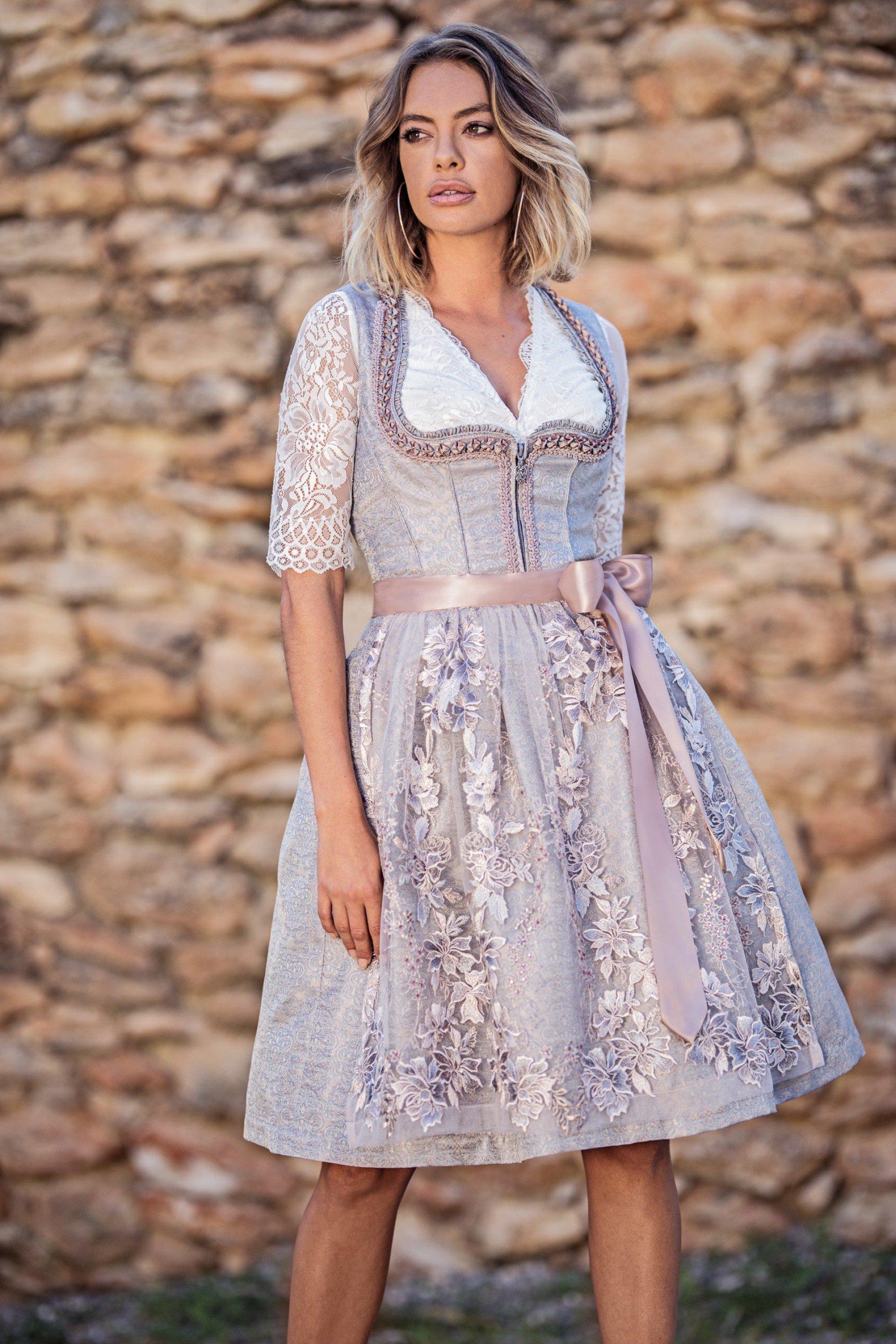 Hochzeitsdirndl von Marjo