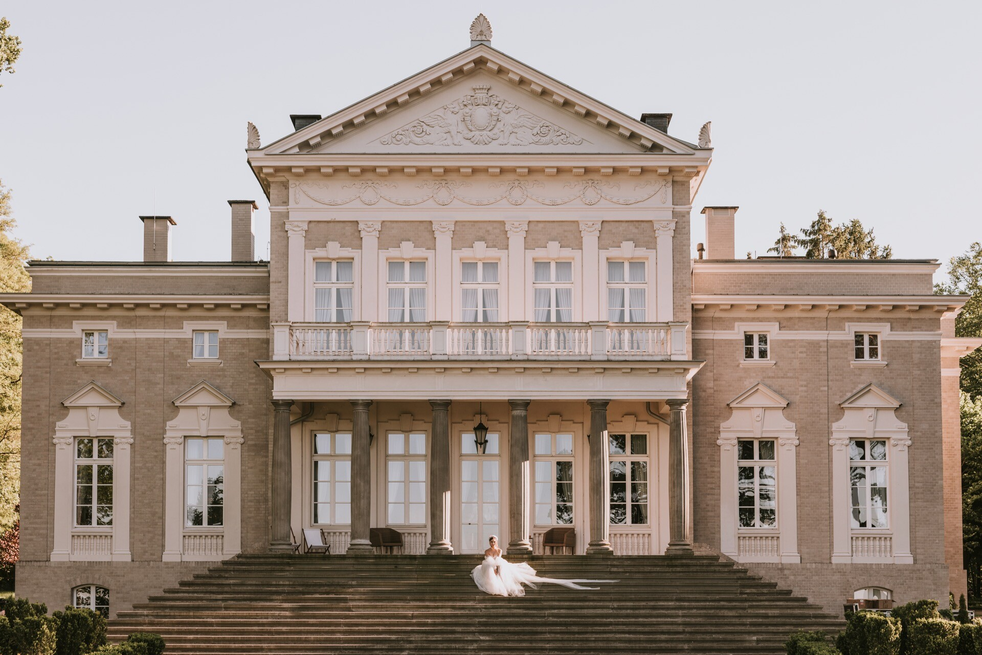 Schloss Manowce – Luxuriöse Hochzeitslocation an der Ostsee