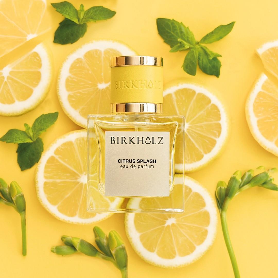 Citrus Splash Parfüm von Birkholz