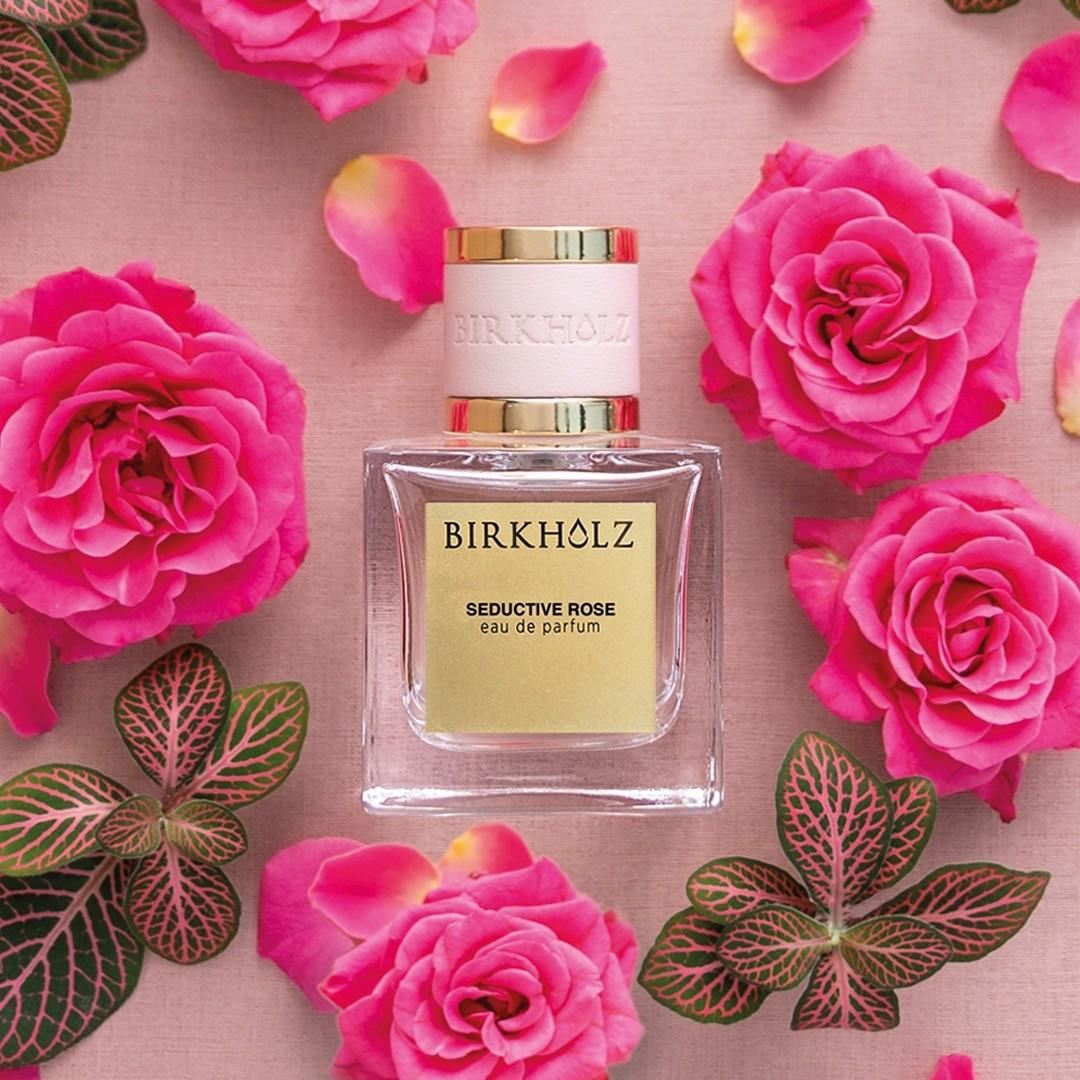 Seductive Rose Parfüm von Birkholz