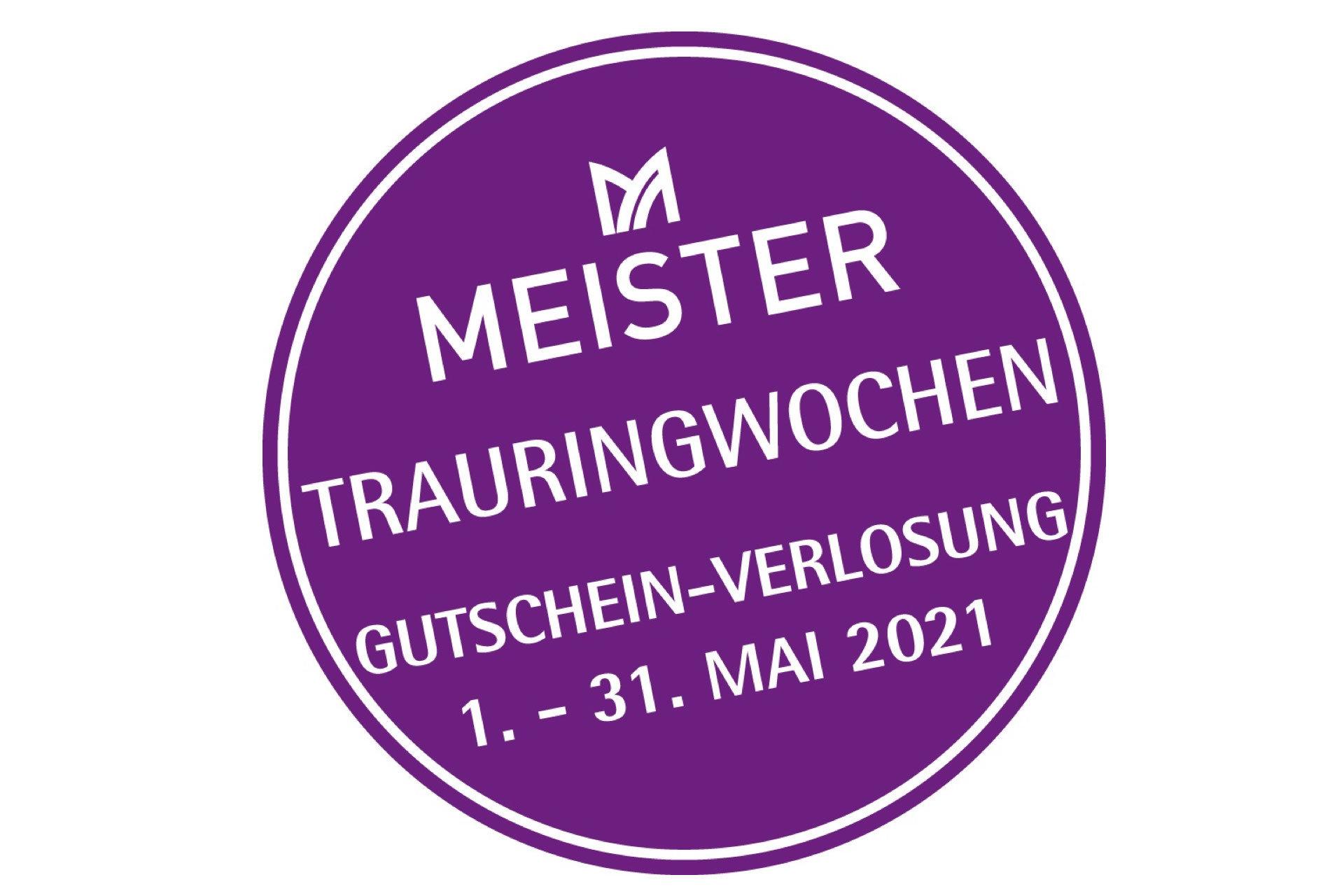 Meister Trauringwochen 2021