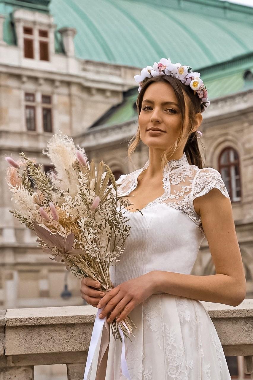 Hochzeitsdirndl Chloe von Alpenherz