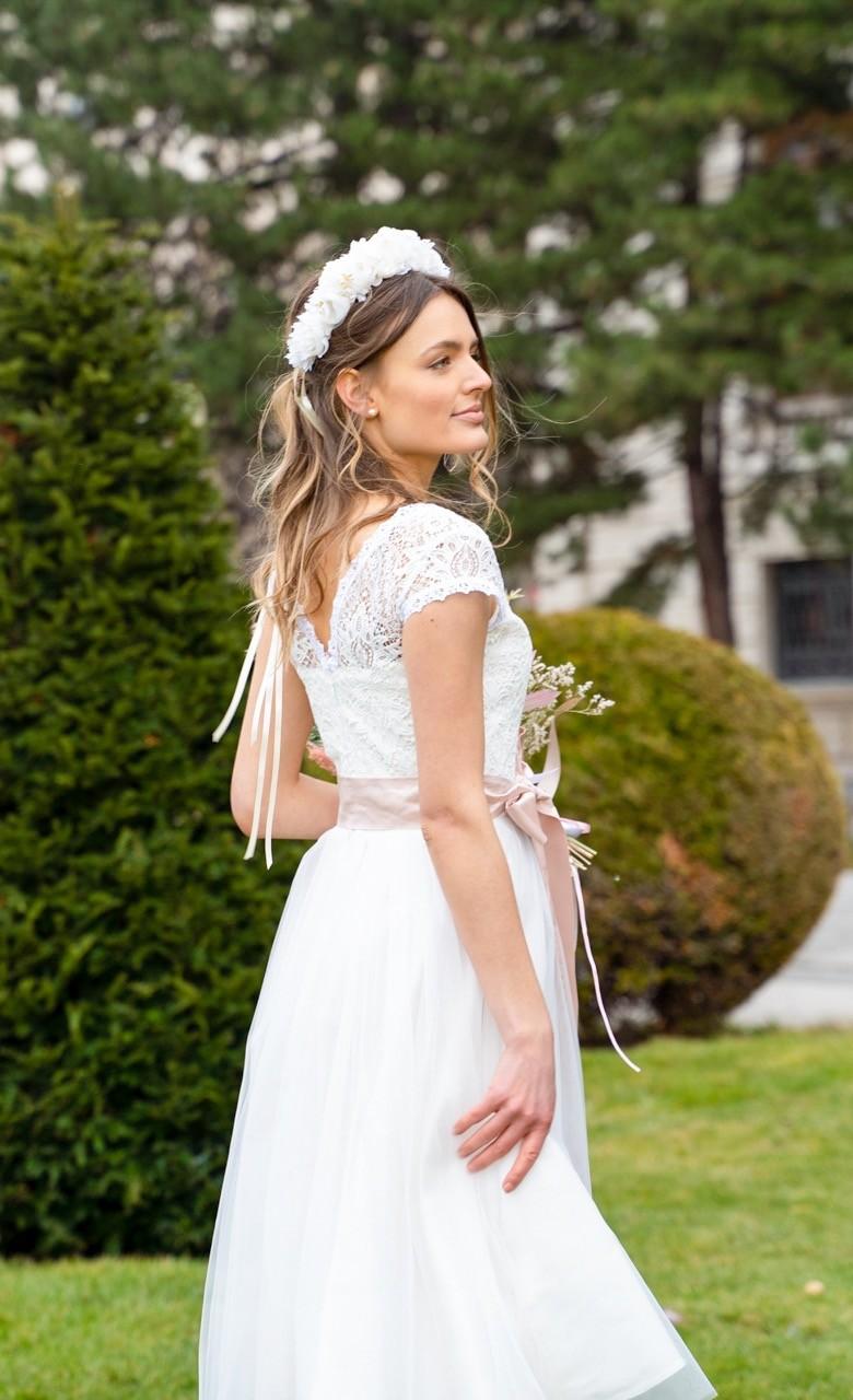 Hochzeitsdirndl Elena von Alpenherz