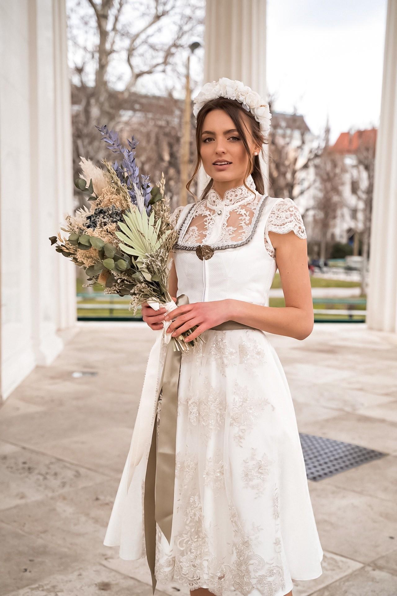 Hochzeitsdirndl Janina von Alpenherz