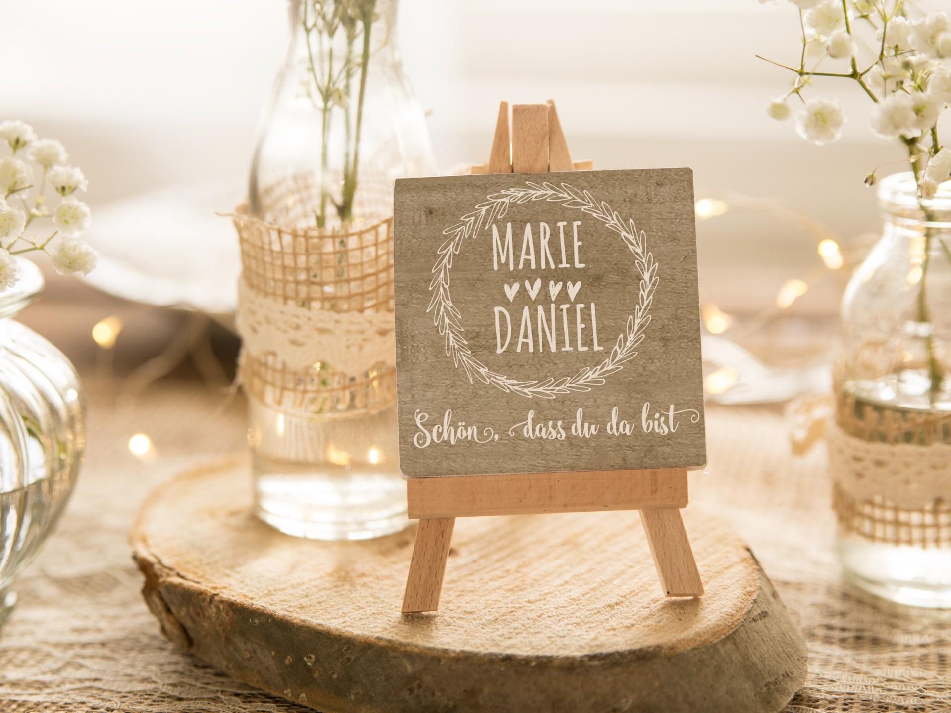 Hochzeitsgeschenke von Personello