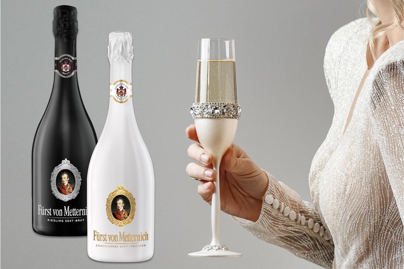 Hochzeits-Duo von Fürst von Metternich