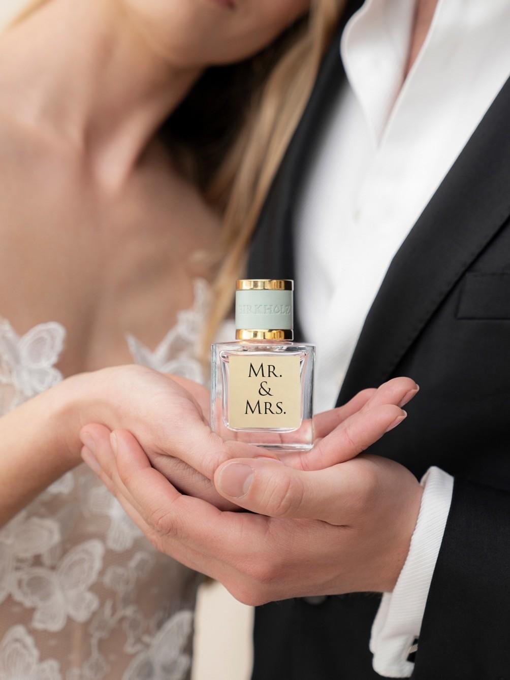 Duftgeschenk von Birkholz für die Hochzeit