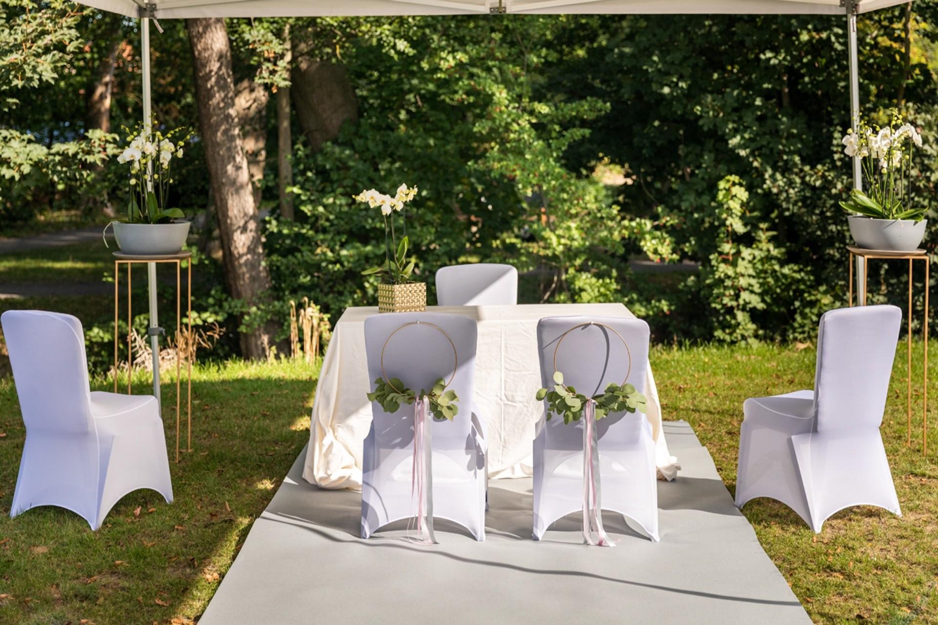 Hochzeit im hôtel villa raab