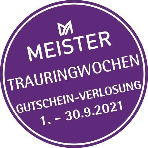 Meister Trauringwochen September 2021