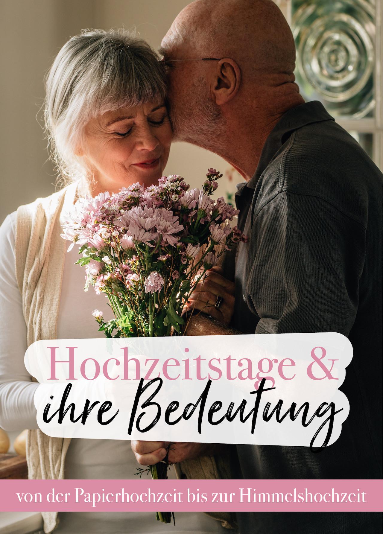 Hochzeitstage und ihre Bedeutung