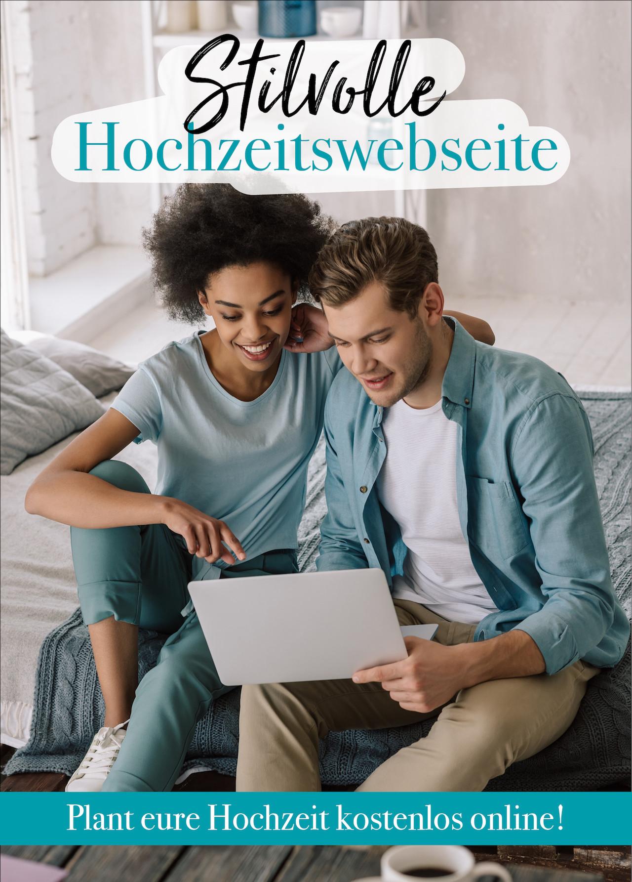 Hochzeit online planen